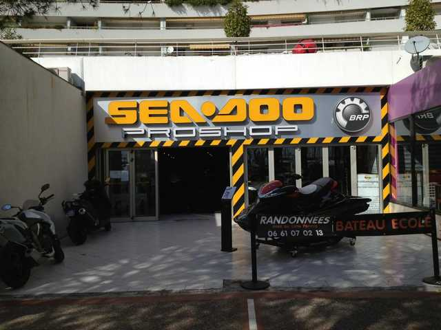 Seadoo Proshop et Seadoo School Center