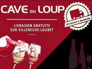 Cave du loup Villeneuve-Loubet